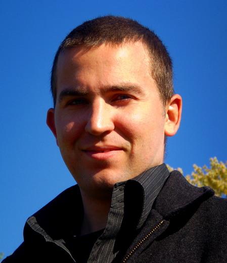 Portrait of Jacob Ferguson