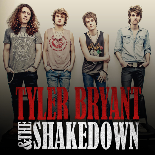 Untitled image for Tyler Bryant & the Shakedown