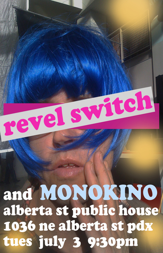 Portrait of Revel Switch