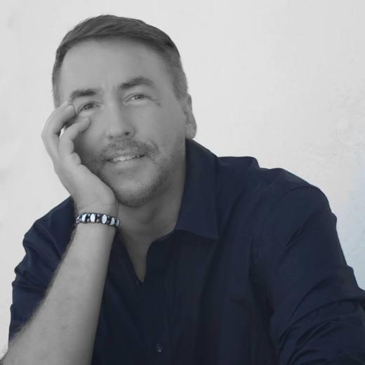 Portrait of Michael McGeehan