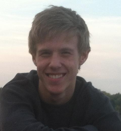 Portrait of Chad Clemens