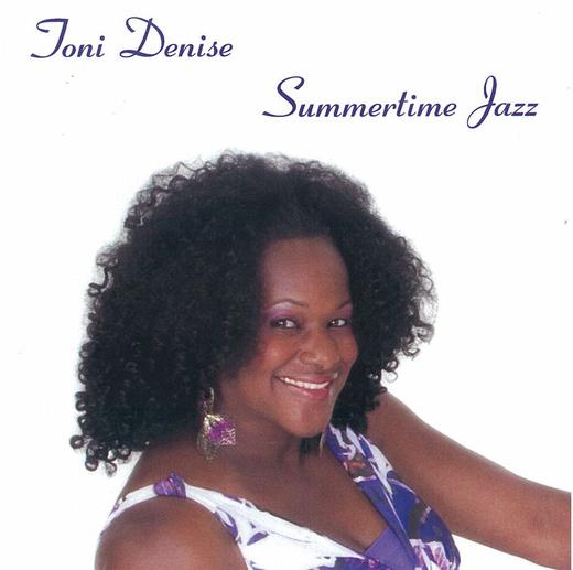 Portrait of Toni Denise