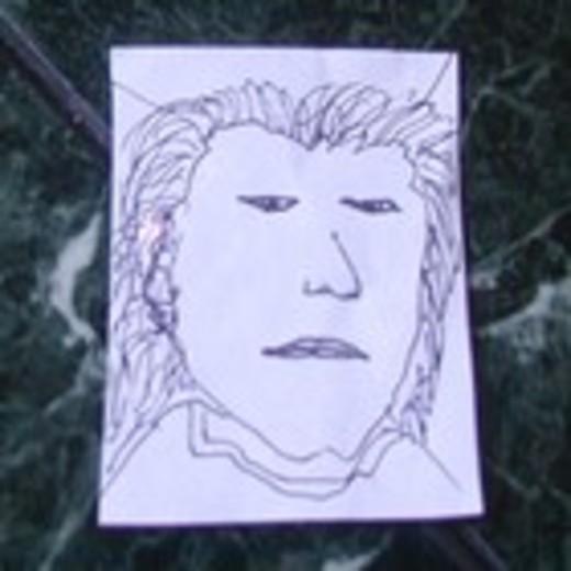 Portrait of dingo jr