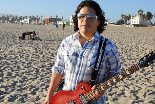 Portrait of David Martinez