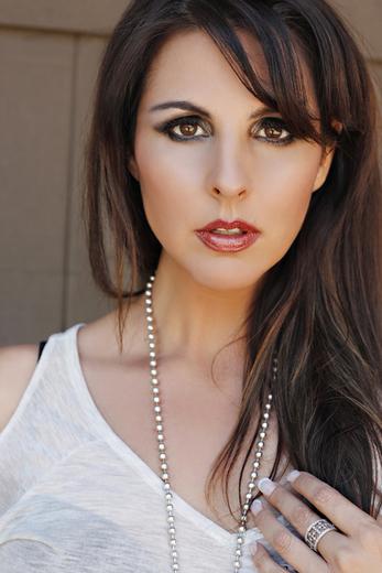 Portrait of Raquel Aurilia