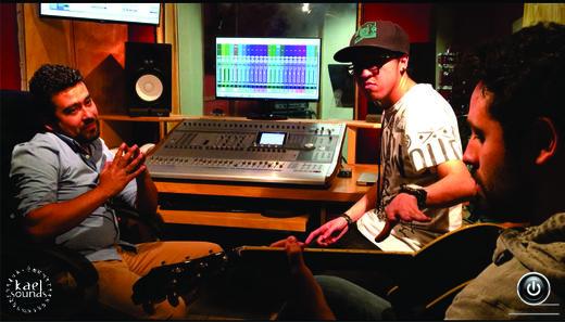 Portrait of Kael Sounds