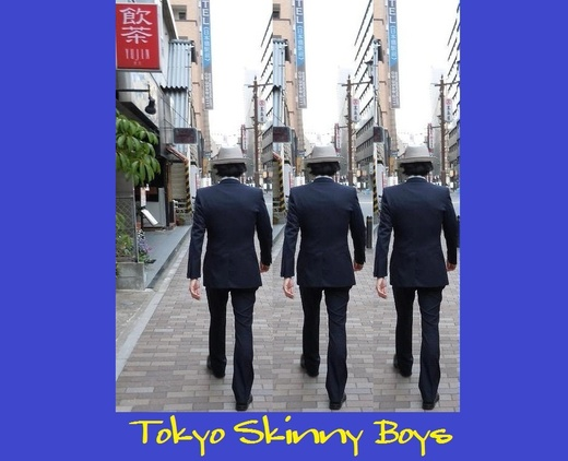 Portrait of Tokyo Skinny Boys