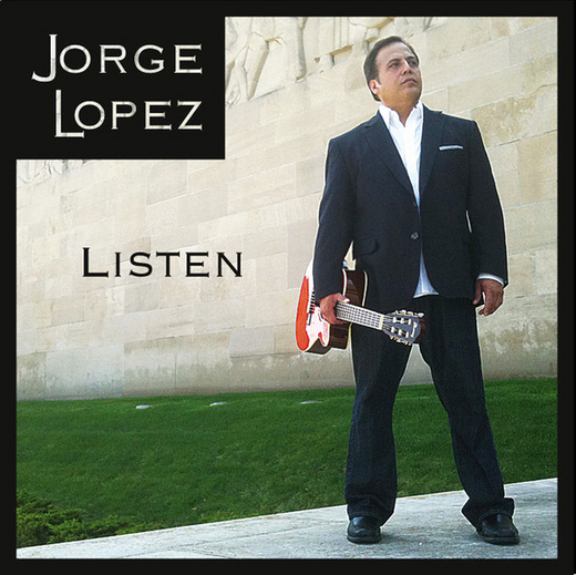 Portrait of Jorge Lopez
