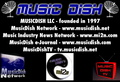 Portrait of MusicDish