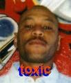 Portrait of toxic roque