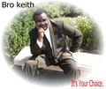 Portrait of bro keith