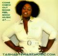 Portrait of Tasha Stewart