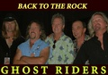 Portrait of Ghost Riders band