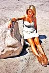 Portrait of Danielle Bourjeaurd