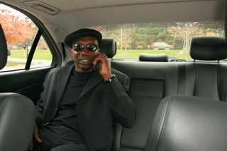 Portrait of Kenny Q