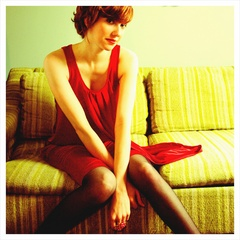 Portrait of Bella Ruse