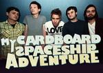 Portrait of My Cardboard Spaceship Adventure