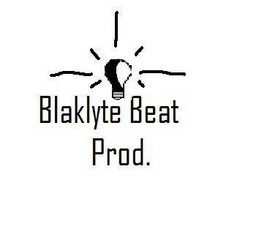Portrait of tommygunn aka blaklyte beats