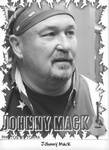 Portrait of Johnny Mack aka Johnny Stash