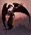 Portrait of Dragon Wrangler