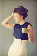 Portrait of Sara Donaldson