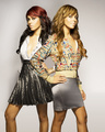 Portrait of Nina Sky