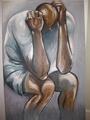 "Portrait of Joshua ""HolyDai"" Moses"