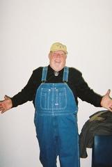 Portrait of Mike Keenan
