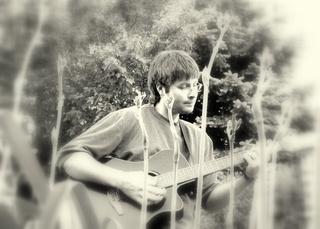 Portrait of Jeremy Palmer