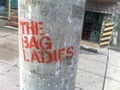 Portrait of The Bag Ladies