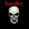 Portrait of laughingskull