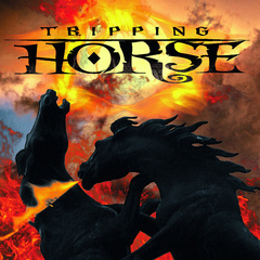 Portrait of Tripping Horse