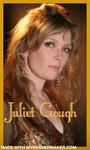 Portrait of Juliet Gough