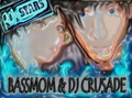 Portrait of DJ CRUSADE N BASSMOM