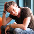 Portrait of Chris Ayer