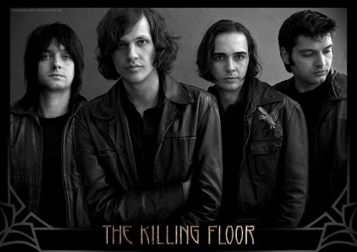Portrait of THE KILLING FLOOR