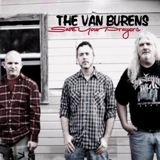 Portrait of The Van Burens