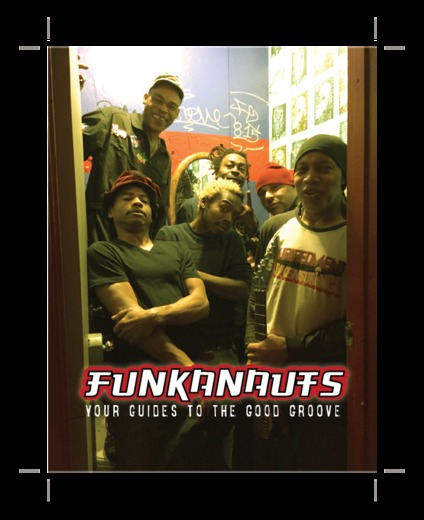 Portrait of Funkanauts