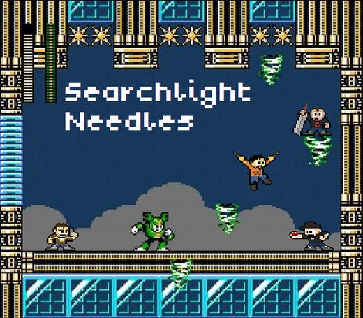 Portrait of Searchlight Needles