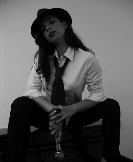 Portrait of Claudia Alvarez