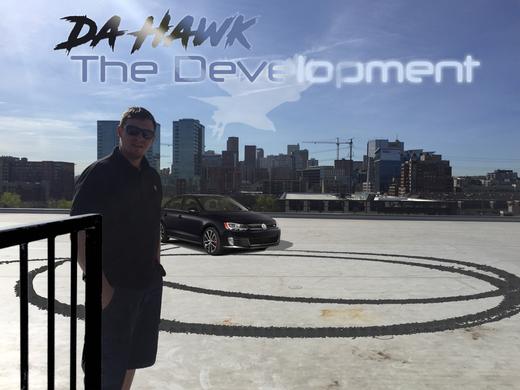 Portrait of DaHawk