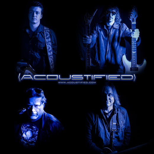 Portrait of ACOUSTIFIED