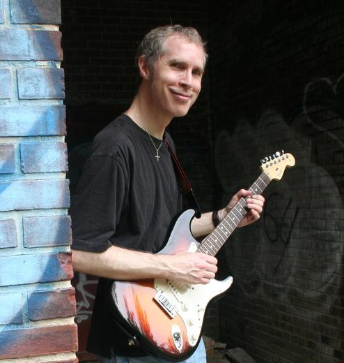 Portrait of Kevin McLeod