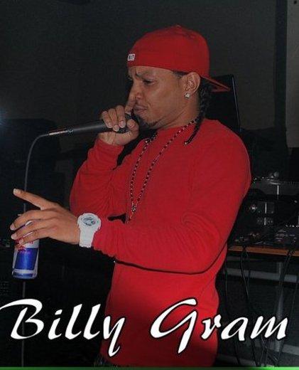 Portrait of billygram