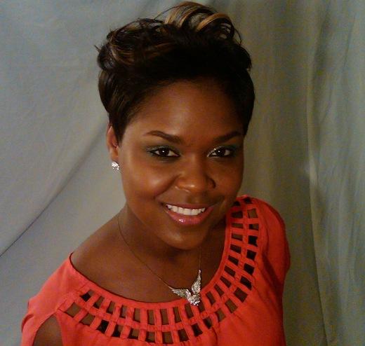 Portrait of Shanelle Gabriel