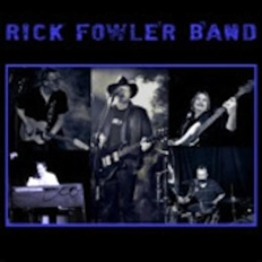 Portrait of Rick Fowler Band