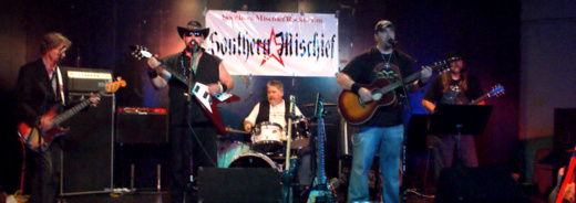 Untitled photo for The Southern Mischief Band