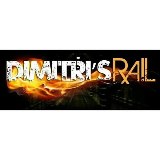 Portrait of Dimitri's Rail