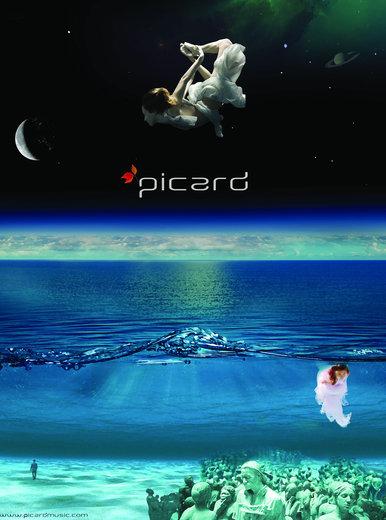 Portrait of picard