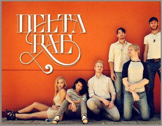 Portrait of Delta Rae